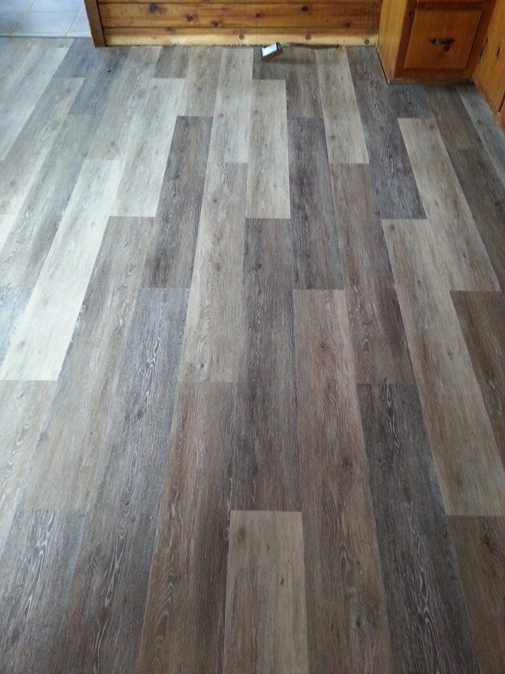 Coretec Plus 7 Quot X 48 Quot Blackstone Oak Vinyl Floors