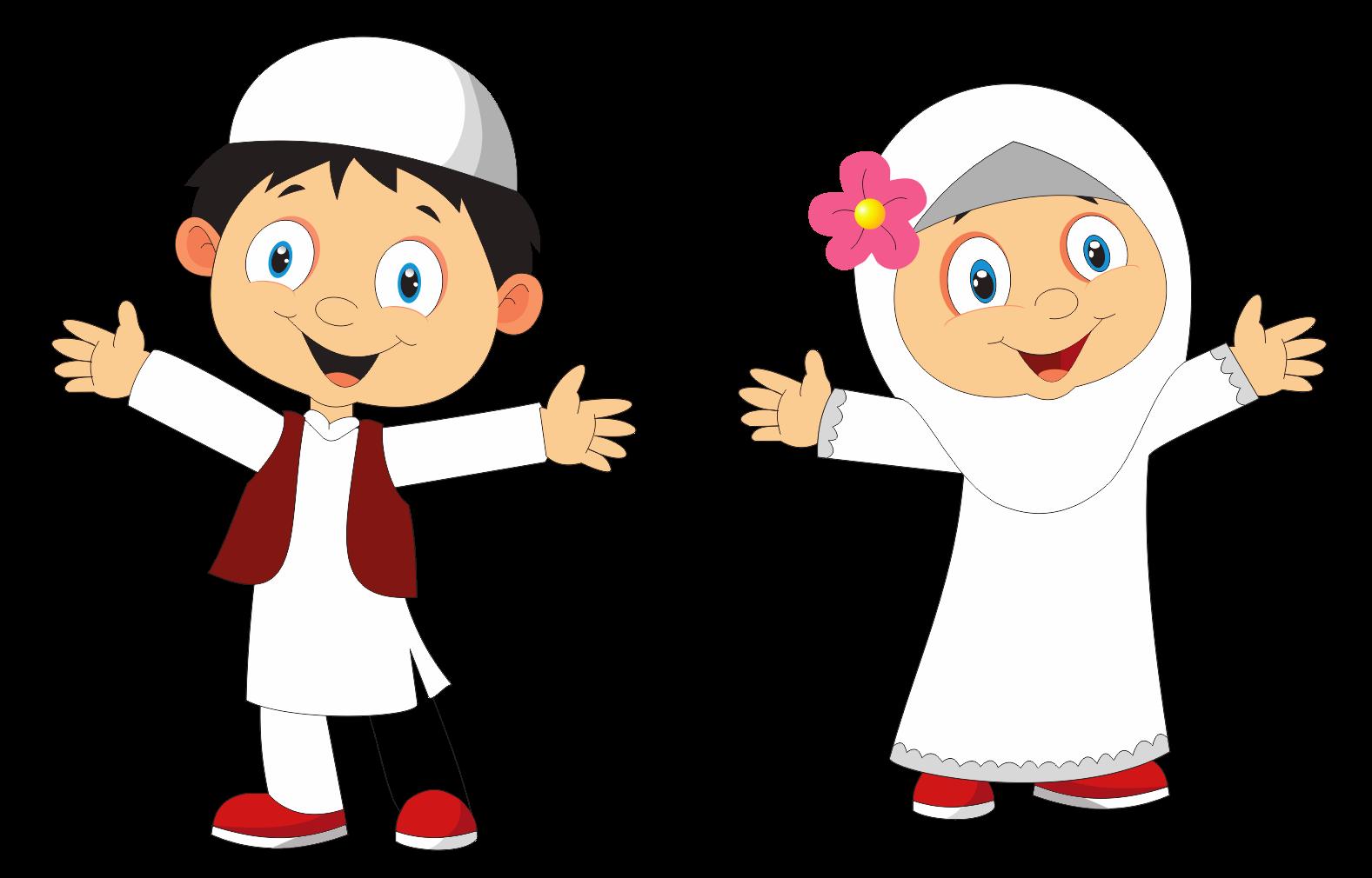 Kartun Anak Islami Lucu