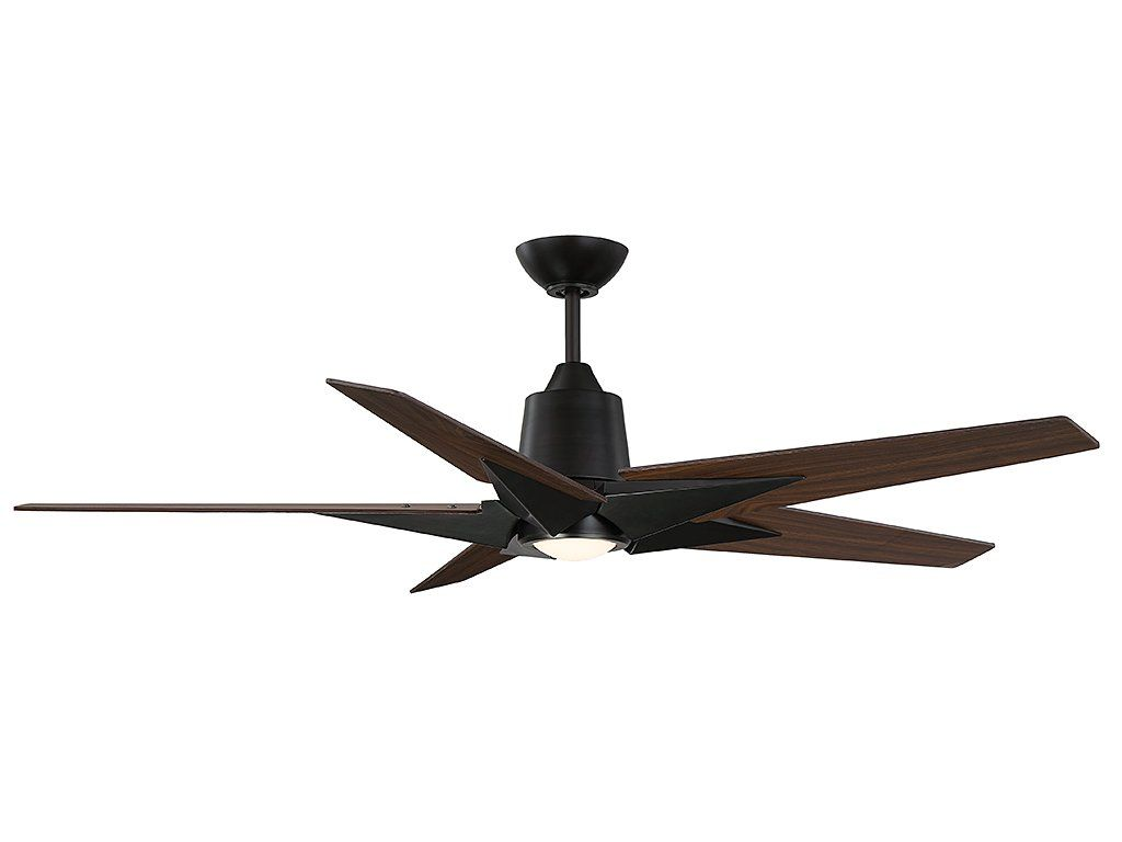 56 St Annes Led Standard Ceiling Fan With Remote Control And Light Kit Included Ceiling Fan With Remote Ceiling Fan Led Ceiling Fan