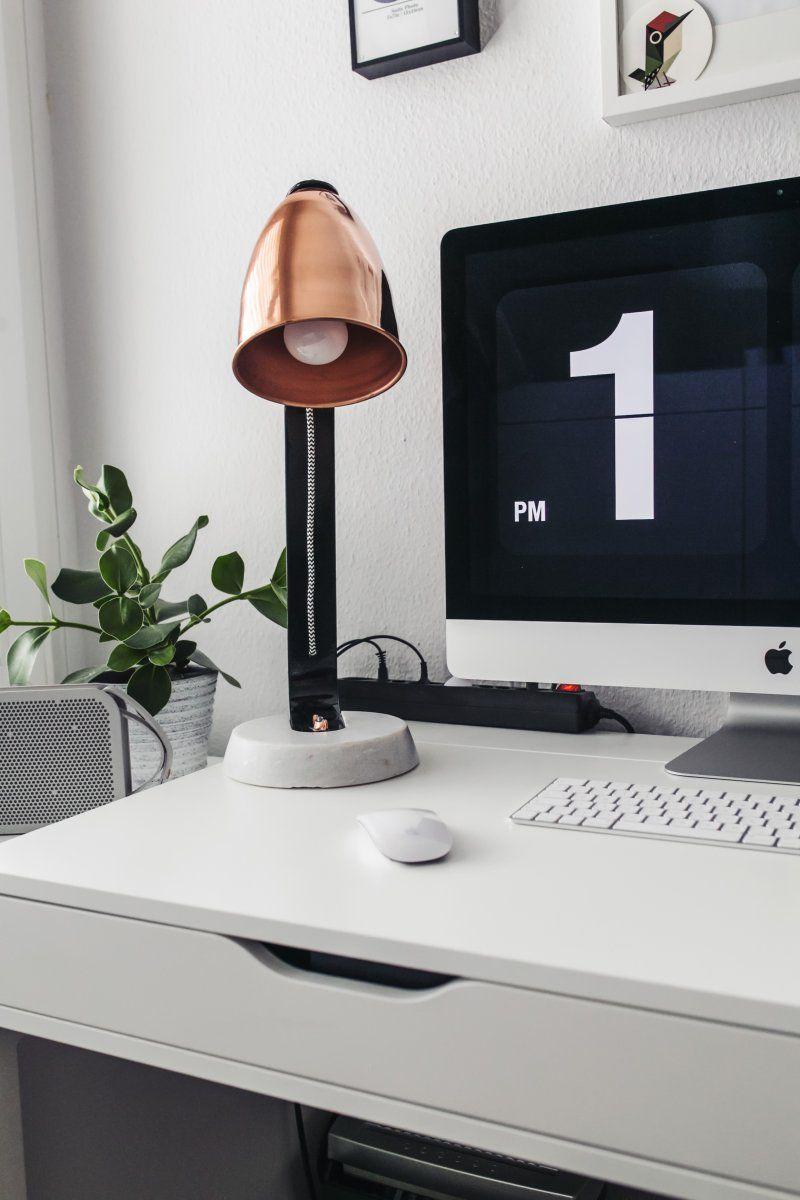 Arbeitszimmer einrichtungsideen ikea  Arbeitszimmer einrichten: Stilvolle Einrichtungsideen für das Home ...