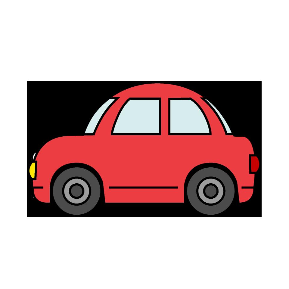 赤色の車のフリーダウンロード画像 Ii 子供 バイク 車 イラスト イラスト