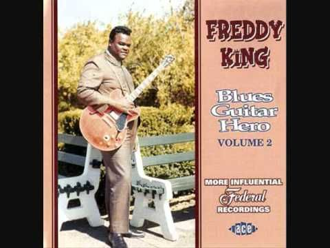 Lonely Whistle Blues - Freddy King