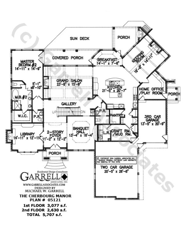 Cherbourg Manor House Plan 05121 1st Floor Plan French Country Style House Plans Normandy Style Ho Country Style House Plans House Floor Plans Floor Plans