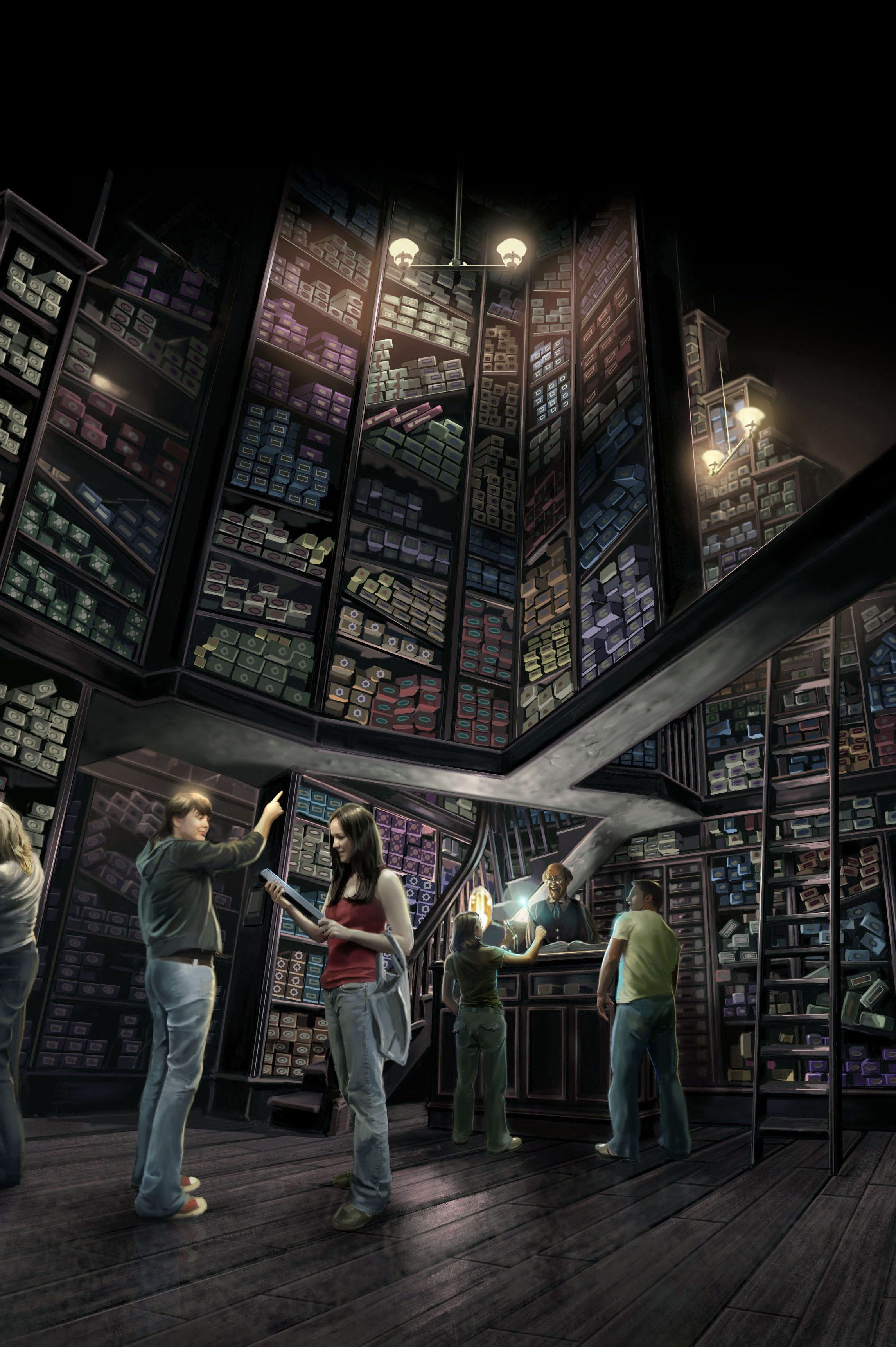 J K Rowling To Bring Diagon Alley To Life Accio Firebolt Refinery29 Wizarding World Of Harry Potter Harry Potter Theme Park Harry Potter Diagon Alley
