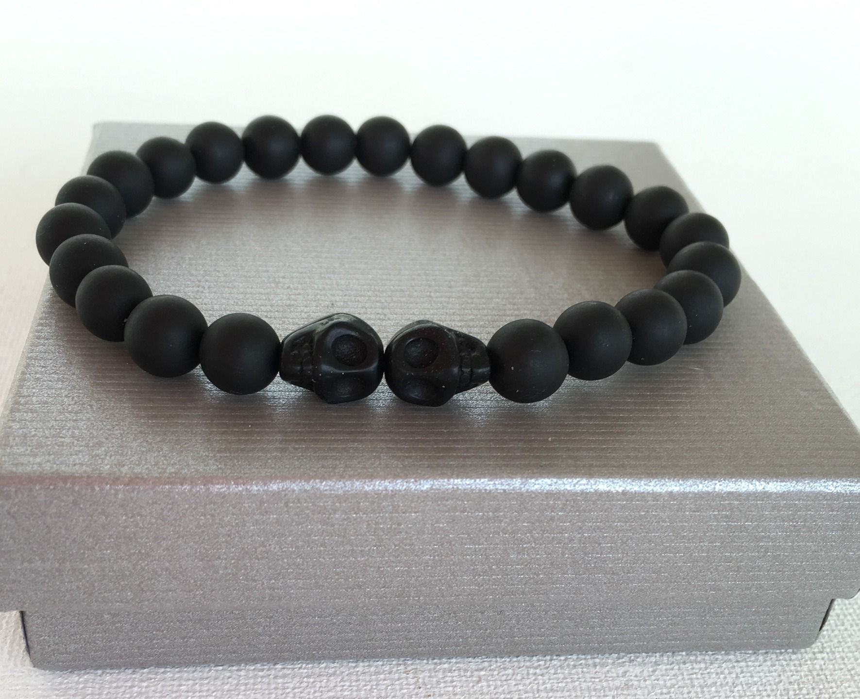 bracelet perle homme maroc