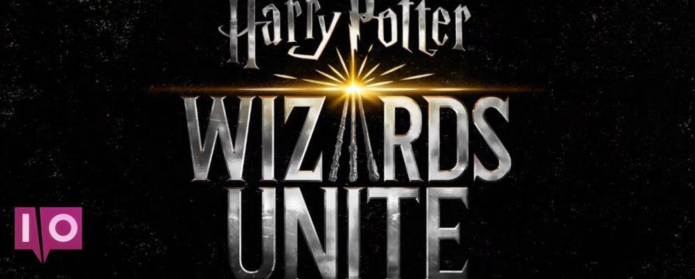 Harry Potter Wizards Unite Est Maintenant Disponible Sur Votre Mobile Harry Potter What Is Harry Potter Potter