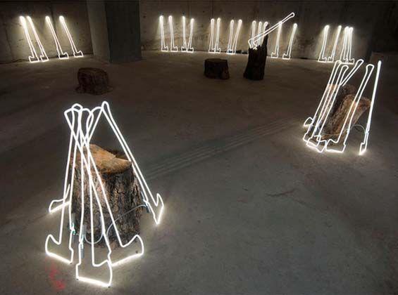 Keith Lemley - Installation