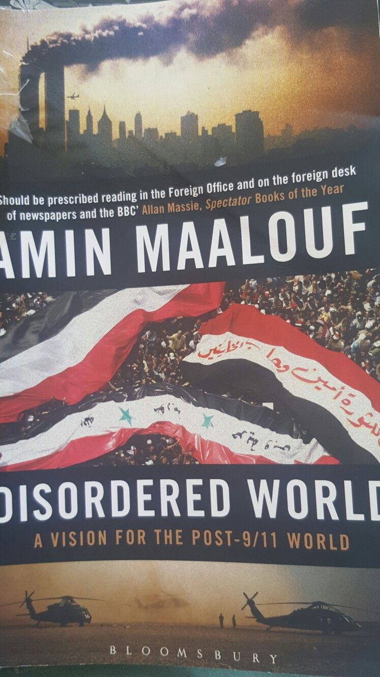 Amin Maalouf Libros Amin Maalouf Disordered World Aminmaalouf Books To Read
