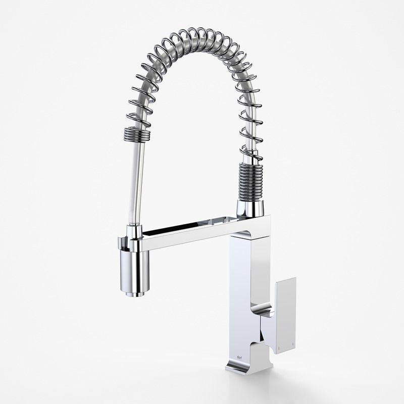 Dorf | Mixer Taps - Jovian - Jovian Pull Down Sink Mixer | kitchen ...
