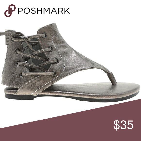 Women s pewter color shoe. Goes with everything Women s pewter color shoe.  Goes with everything Shoes Sandals d029c25bdd