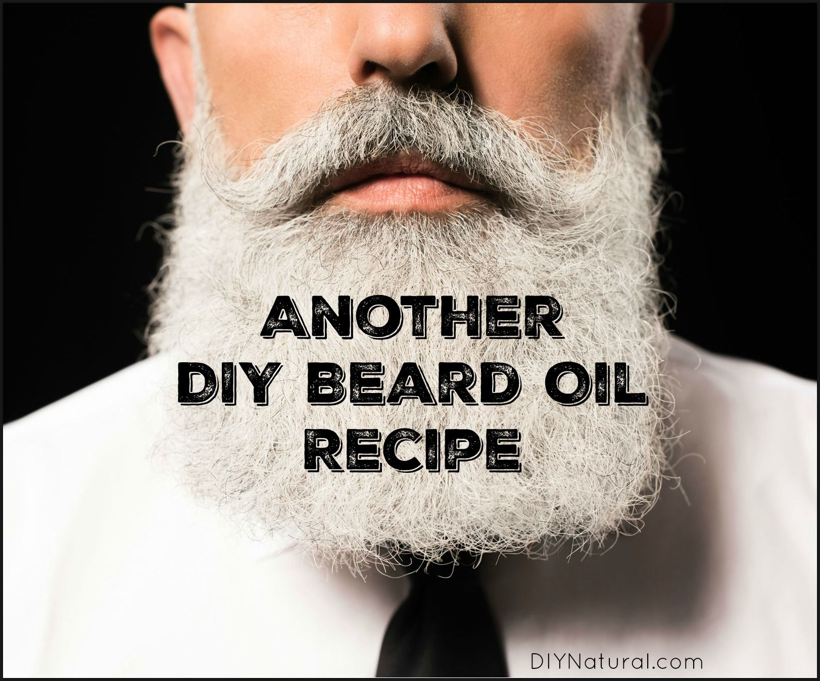 Diy beard oil another conditioning beard oil you can make