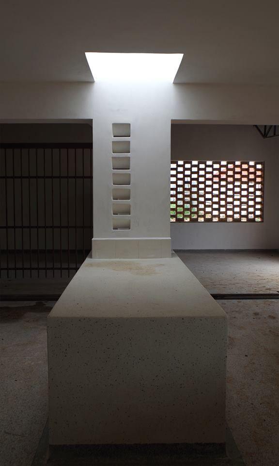 Studio FH Architects Multi Purpose Hall SKY LIGHT In Maanya Rakai Uganda