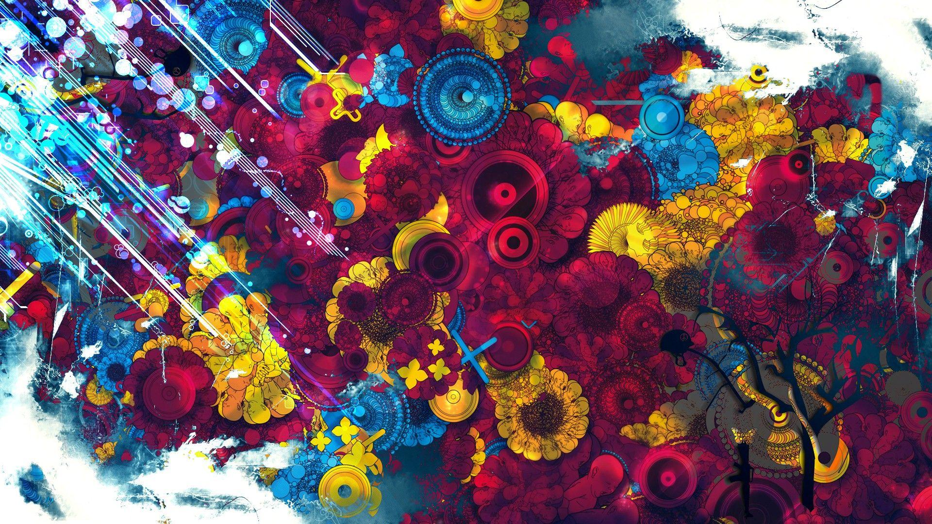 abstract vector hd desktop wallpaper widescreen high | hd wallpapers