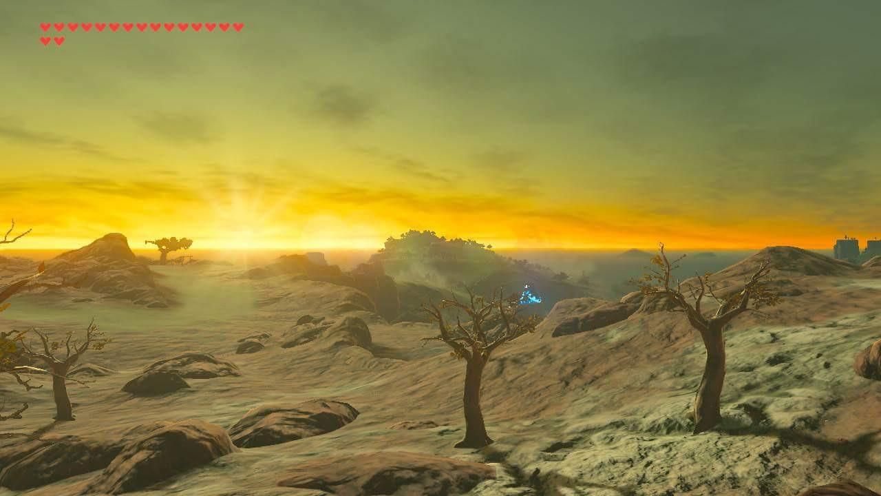 Breath of the wild is absolutely gorgeous
