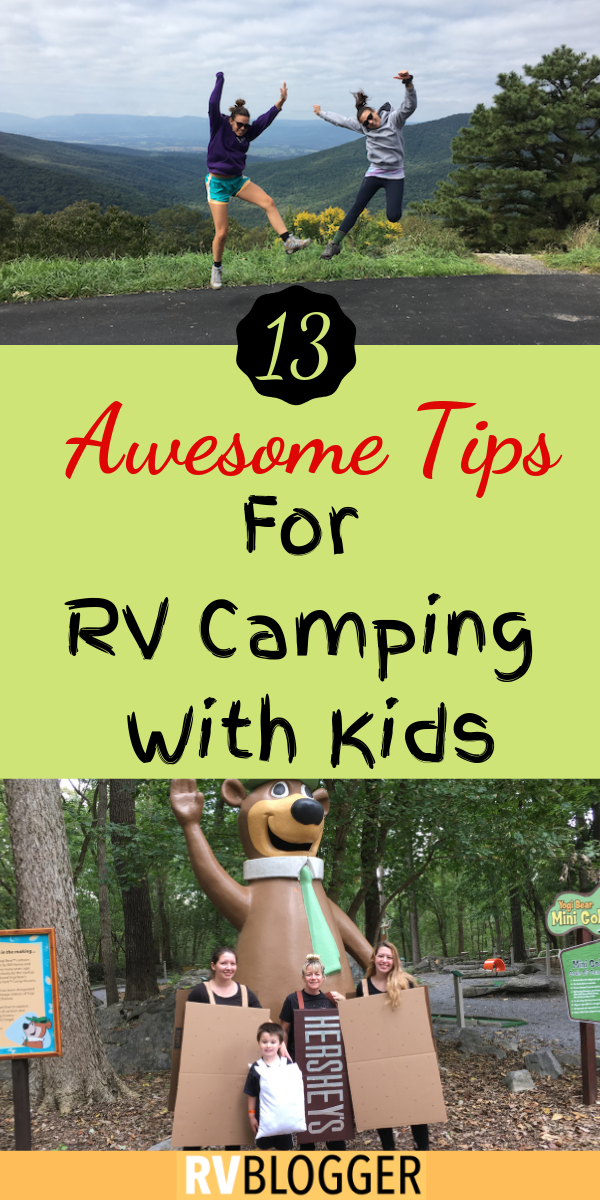 Photo of 13 Awesome Tips for RV Camping with Kids