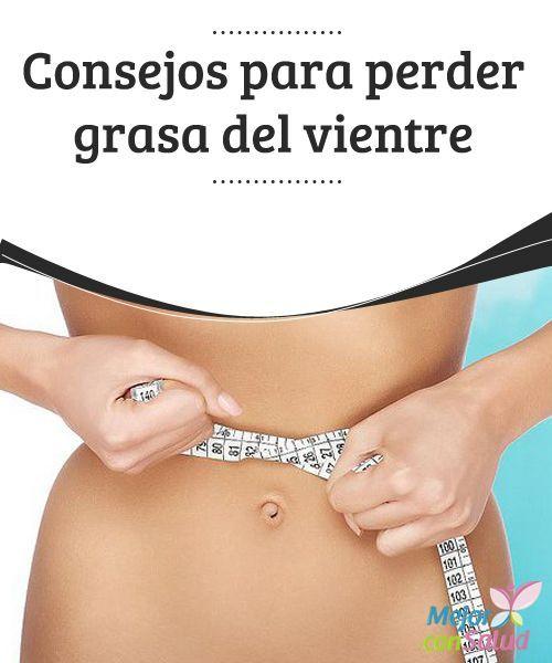 Como perder grasa acumulada en el abdomen