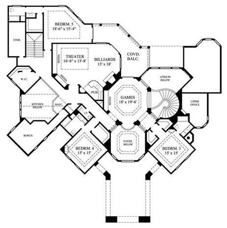 e06daf533219650394fe03e4c0a0003d luxury floor plan ranch 3 1 2 bath plans luxury home plans 3,Luxury 2 Bedroom House Plans