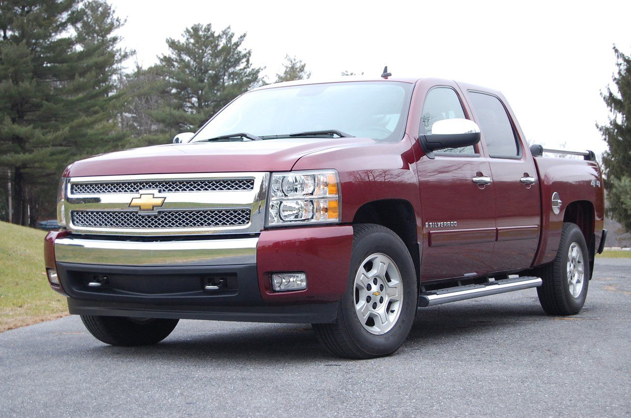 Ways To Increase Chevrolet Silverado 1500 Gas Mileage Chevrolet Silverado 1500 Chevrolet Silverado