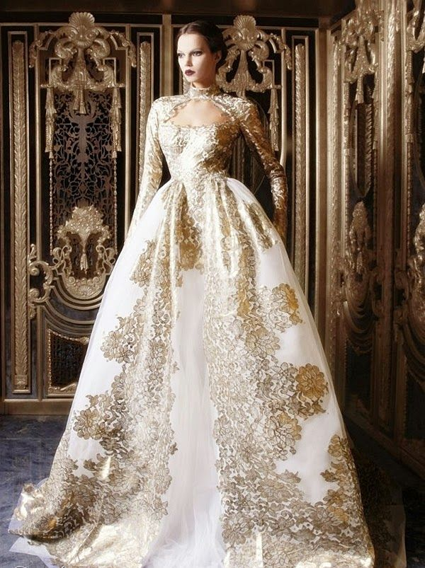 17 Best images about Muslim Wedding Dress,Arabic Gowns on ...
