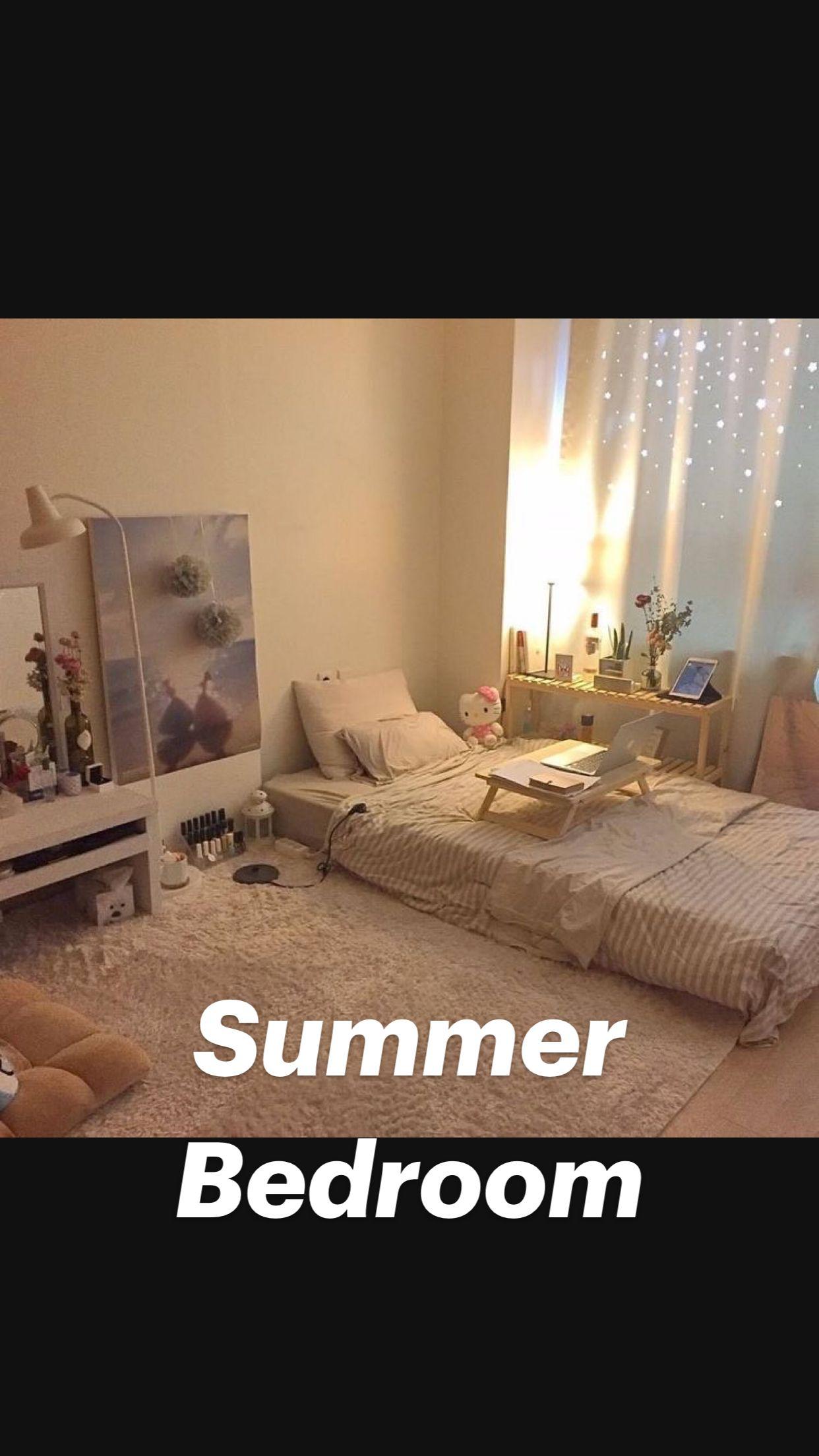 Photo of Summer season Bed room