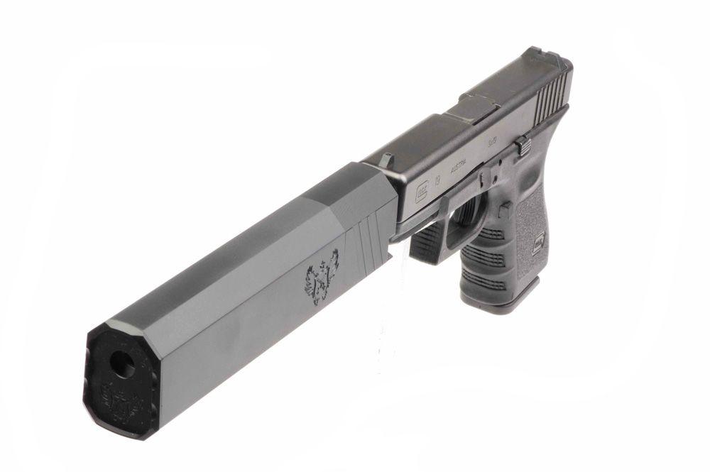 pistol suppressor osprey gun silencers tactical gear equipment