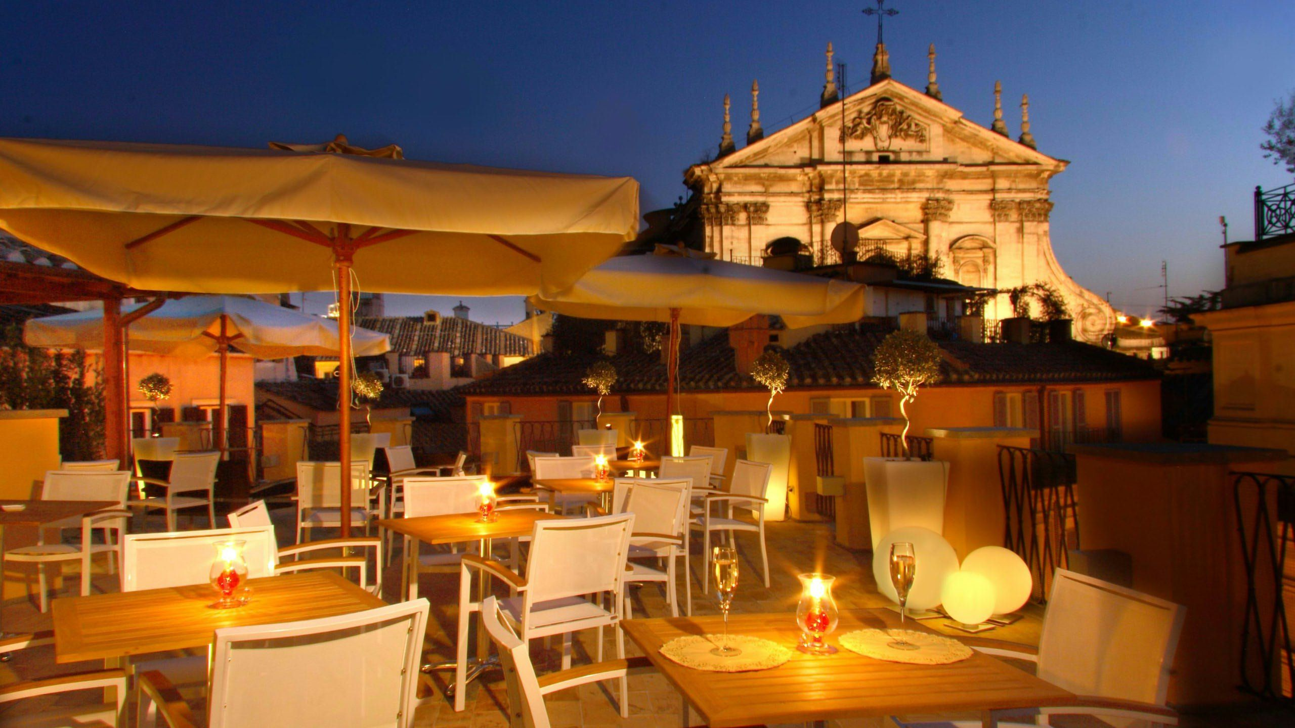 Rome In Summer Rooftop Bar Rome Best Rooftop Bars