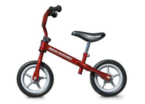 Chicco Red No Pedal Balance Training Bike Prebike Toddler Glider