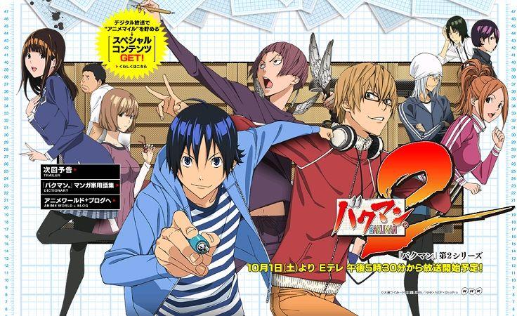Nonton Bakuman S2 subtitle indonesia. Manga vs anime