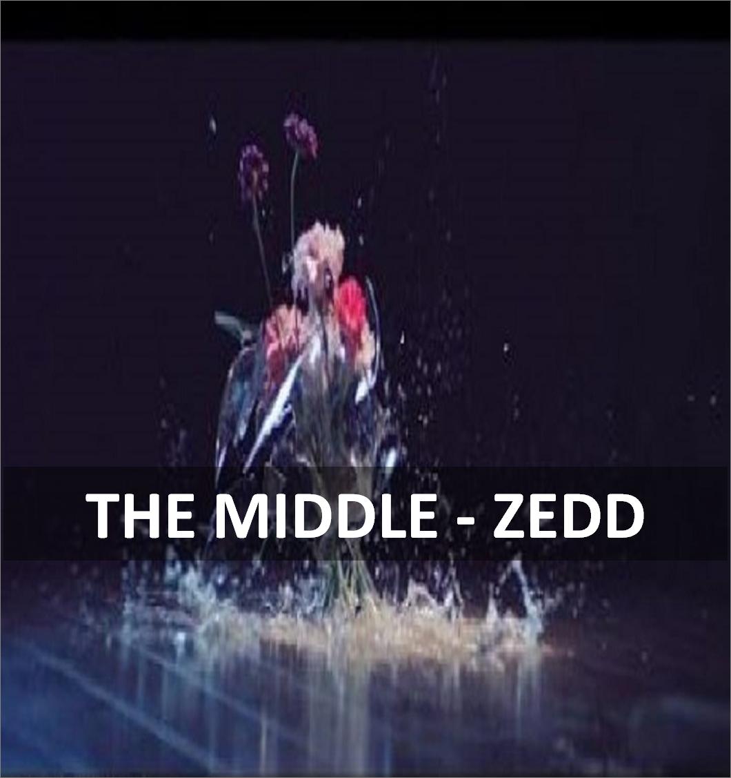 The Middle Guitar Chords Lyrics By Zedd Themiddle Zedd