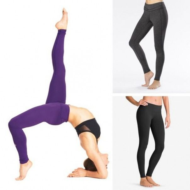 Rank & Style | Top Ten Fashion and Beauty Lists - Yoga Leggings #rankandstyle #yoga #fitness #pilate...