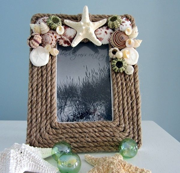 40 Beautiful And Magical Sea Shell Craft Ideas Seashells