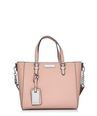 Danna Mini Pale Pink Chain Grab Bag Carvela Kurt Geiger