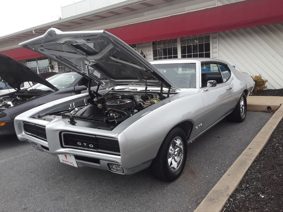 Country Cruisers Of Lebanon County April 2019 Pontiac Gto
