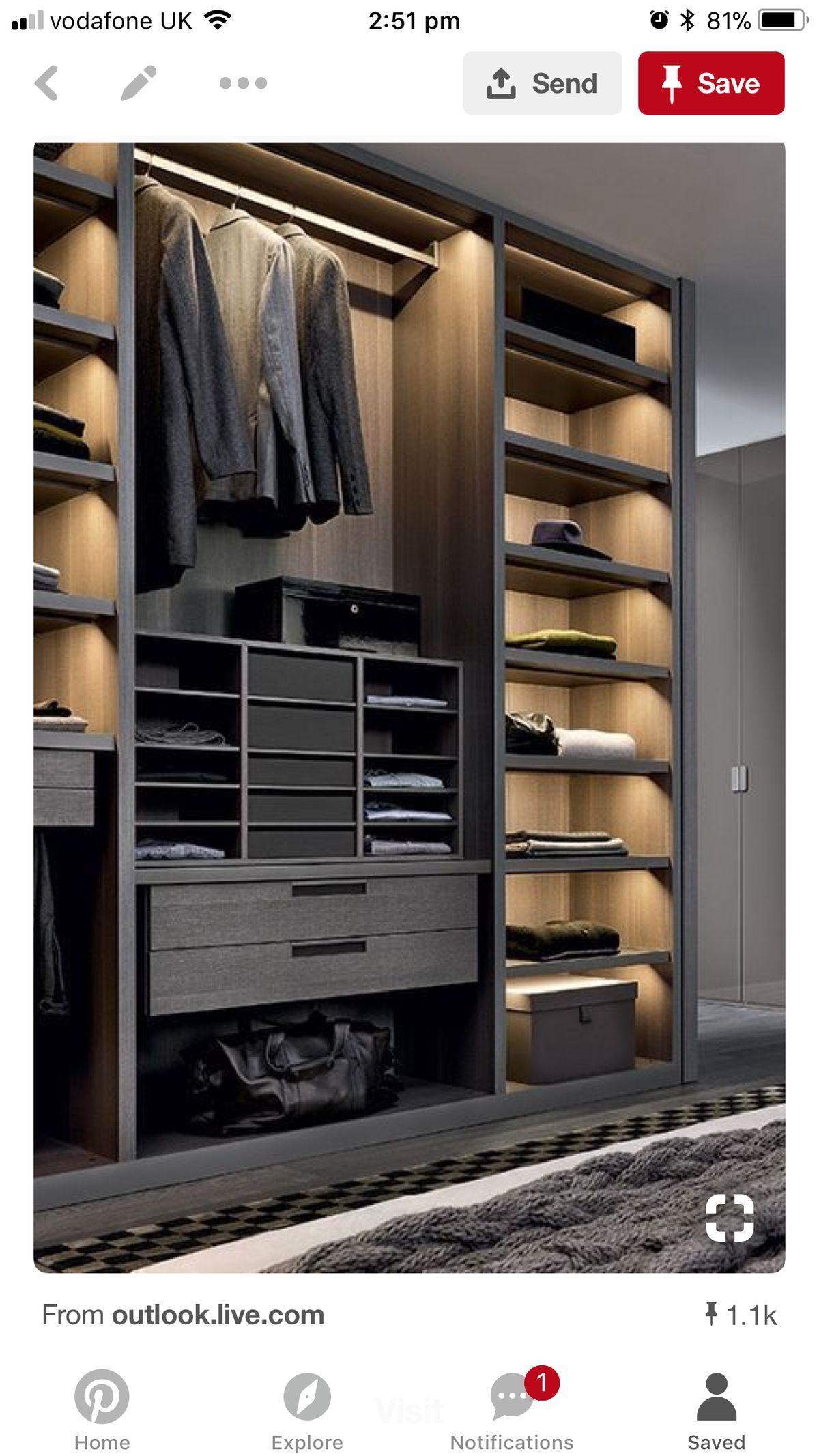 F1d05387fa65e7a31a42388fd22367e7 Jpg 1 200 2 133 Pixels Luxury Closets Design Bedroom Closet Design Closet Designs