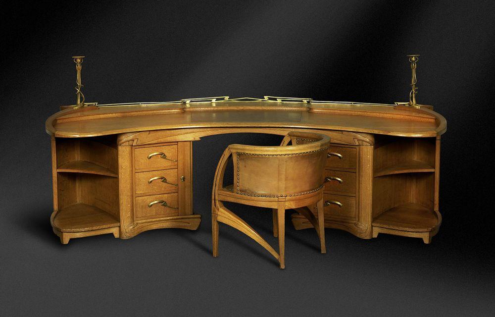 der alles k nner arbeiten von henry van de velde n rnberg ausstellungen und jugendstil. Black Bedroom Furniture Sets. Home Design Ideas