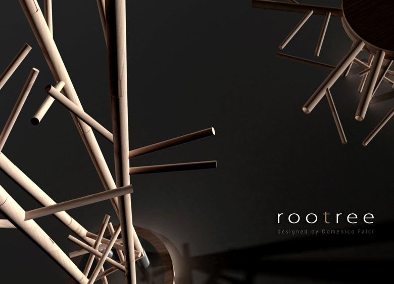 Rootree_ designed by Domenico Falci