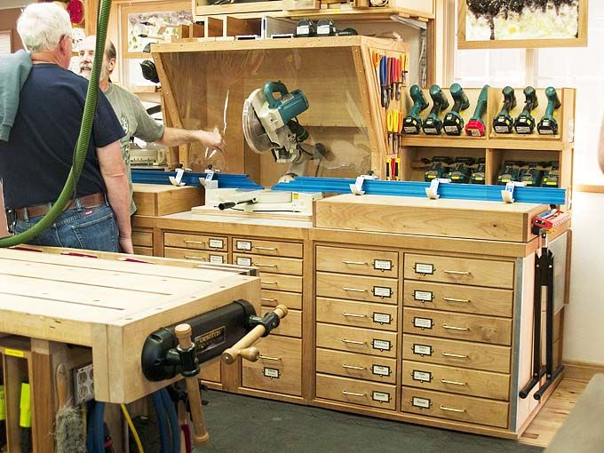 Dust Collection Conundrum The Shop Wood Talk Online