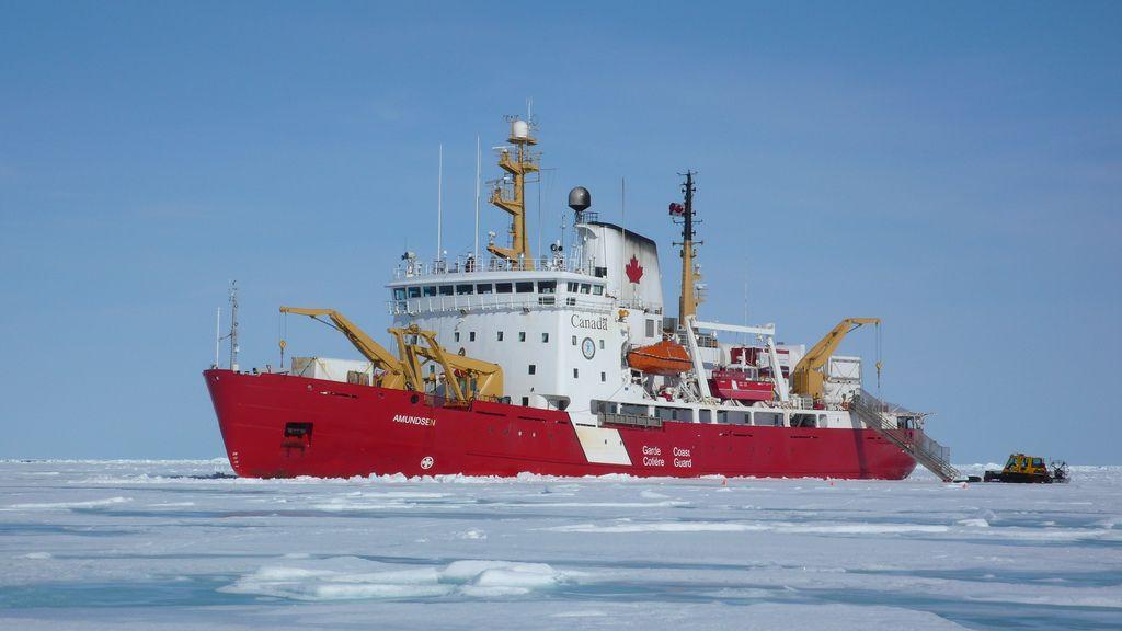 Canada Sending Icebreakers to Arctic http//www