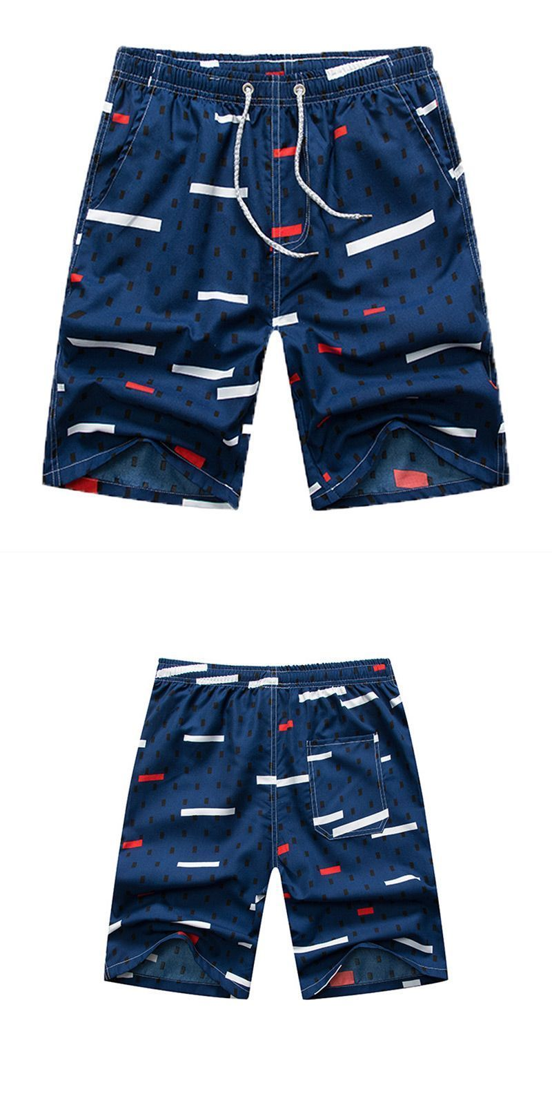 Even Lift Bro Fork Lift Mens Classic Summer Boardshorts with Pockets