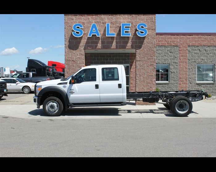 2016 FORD F550 XL SD new ford
