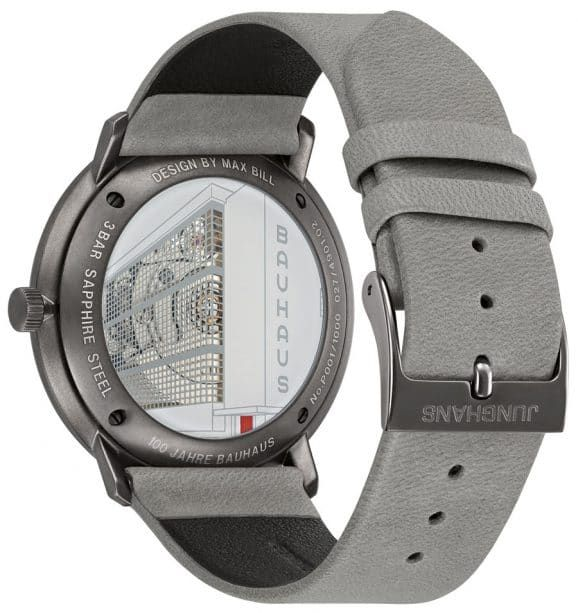 Junghans Max Bill Automatic 100 Jahre Bauhaus Watchtime