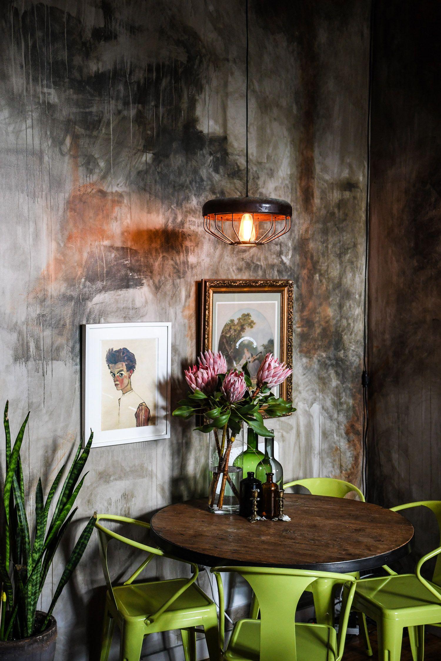 Photo of L'invasion des plantes vertes en décoration | Un loft à Balt…