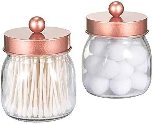 mason jars,bathroom apothecary jars, modern farmhouse