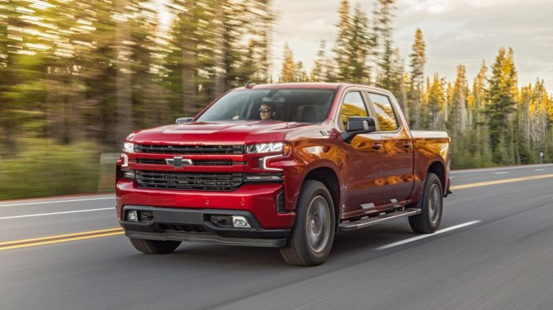 Mundo Quatro Rodas Gm Chevrolet Silverado Adds Three Value