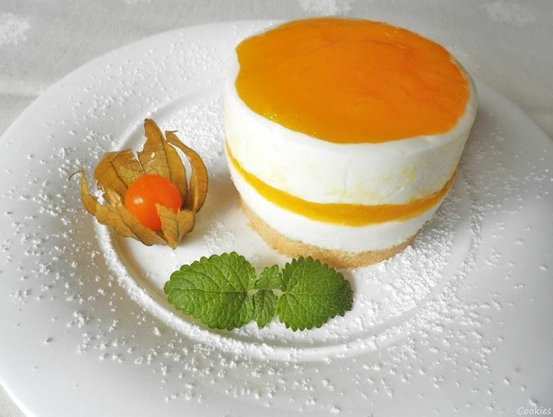 Mango - Quark - Törtchen ... - Rezept mit Bild