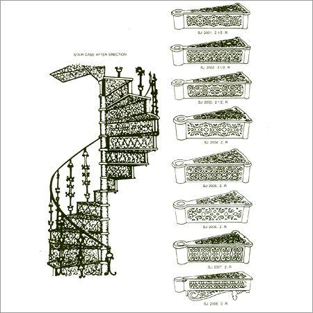 Best Cast Iron Spiral Staircases Jpg 450×450 Spiral 400 x 300