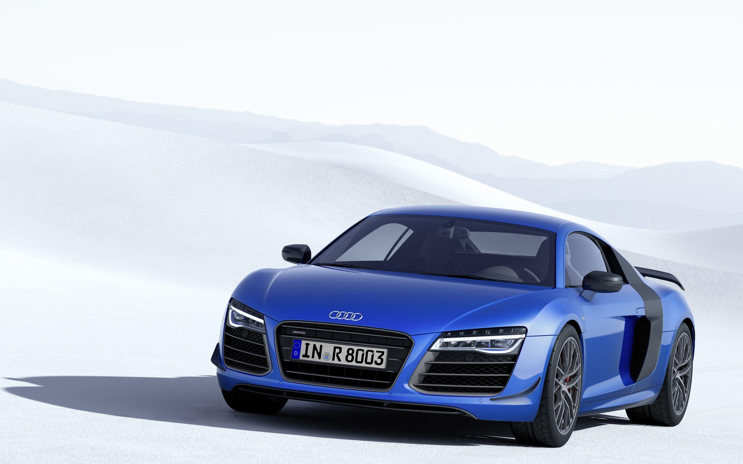 Audi r8 lmx wallpaper