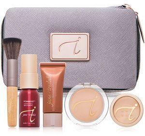 jane iredale starter kit  beauty kit makeup mineral