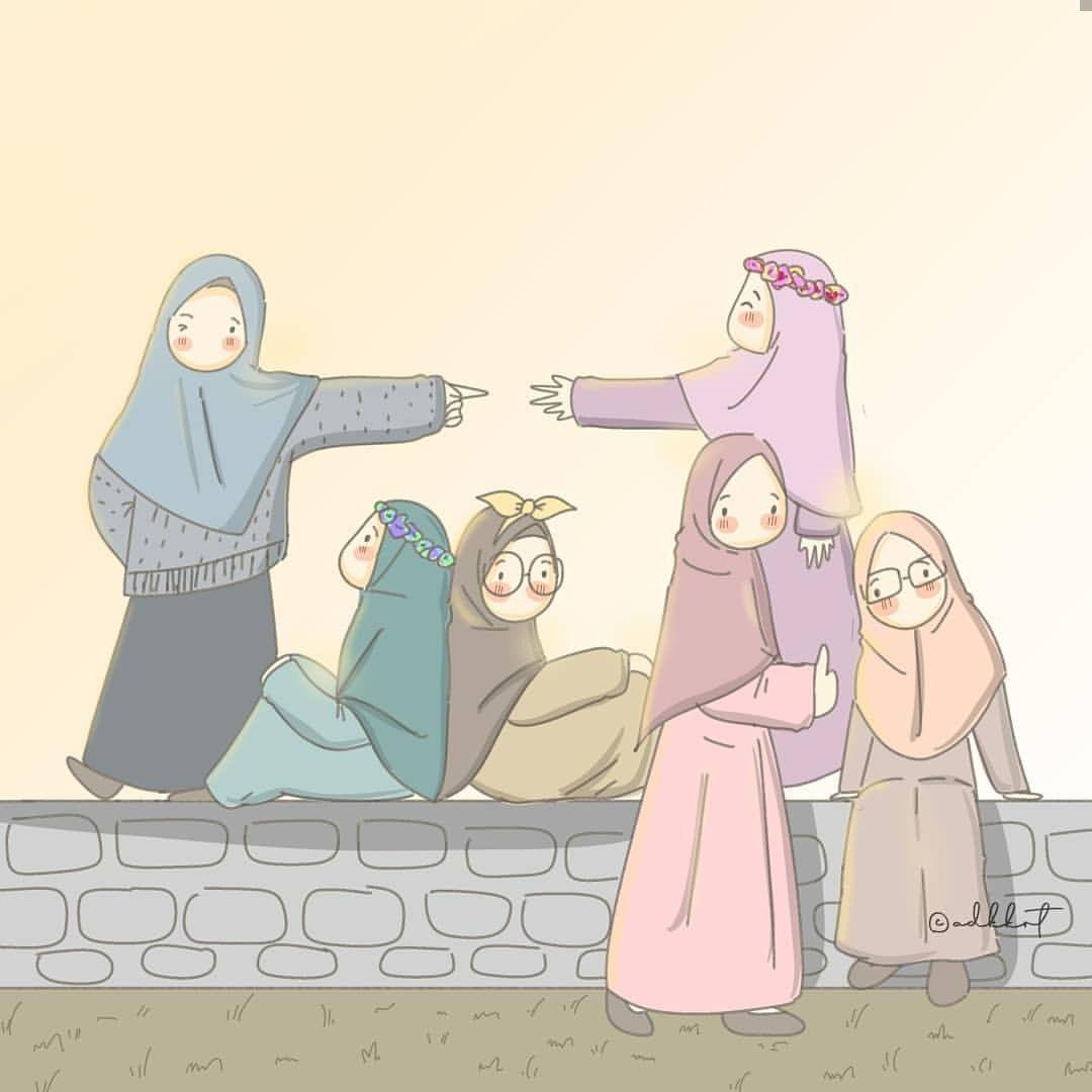 Animasi Wanita Karir