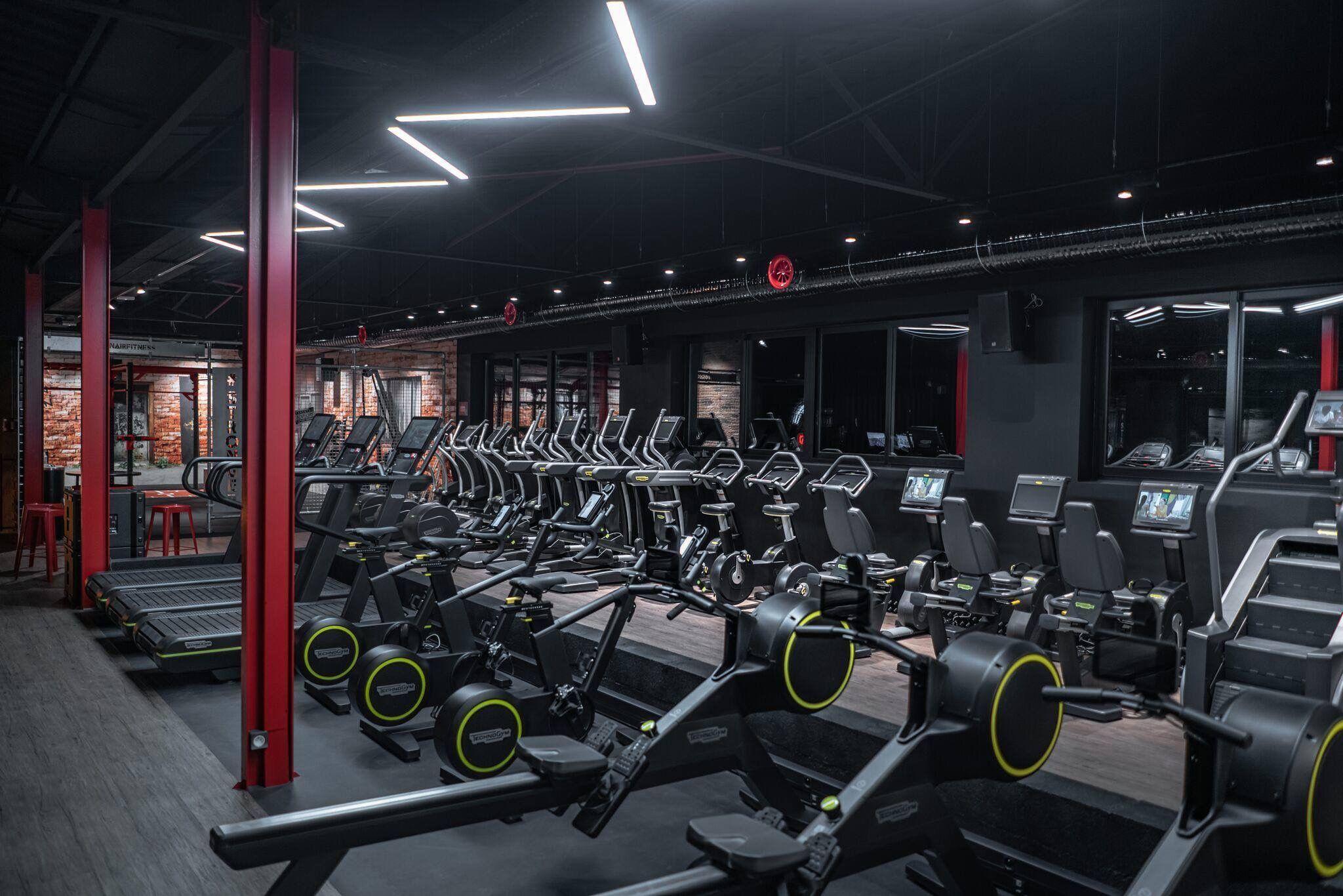On Air Fitness Gym Design Gym Design